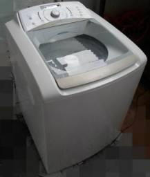Lavadoura electrolux 15 kg., impecavel, usada, mas como nova, pronta pra uso