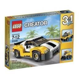 Lego Creator - Carro Veloz - 3 em 1 - 222 peças - Aceito cartão
