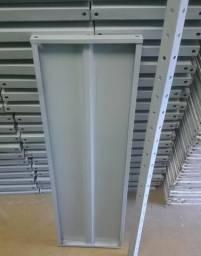 Bandeja para estante de açoa 30 cm de profundidade