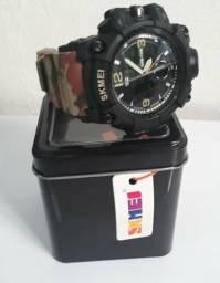 Relógio Skmei Camuflado