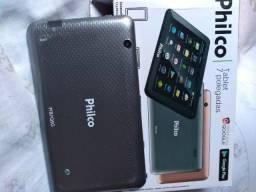Tablet 7 polegadas Philco novo