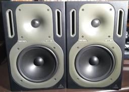 Caixa de som Monitor Ativo Behringer B2031a para estúdio
