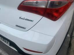 Hb 20X Premium Automático + único dono + 21 mil km + revisado + bancos de couro - 2015