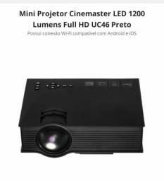 Projetor cine master