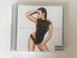 Confident Demi Lovato CD