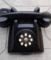 Telefone de ramal antigo