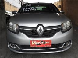 Renault Logan 1.6 dynamique 8v flex 4p manual - 2014