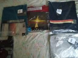 5 Camisetas Marca Rota do Mar