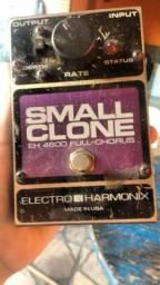 Pedal small clone electro harmonix