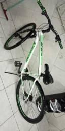 Bike de alumínio aro 29