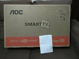 Smart TV 32 polegadas nova