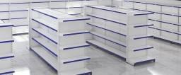 Lojas Supermercado Minimercado, Trabalhamos com toda linha de Gôndolas - 51 9  *