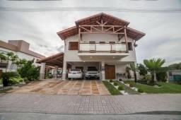 CA1663 Vivendas do Ramalhete, Casa duplex luxuosa, 5 suítes, projetada, 900m² terreno