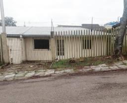Casa para alugar, 62 m² por r$ 890,00/mês - capão raso - curitiba/pr