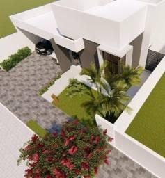 Casa Top de frente a praça no Condomínio Bocaina