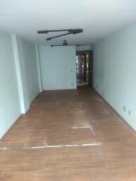 Sala comercial com garagem no Centro