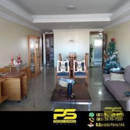 ( ALUGO ) Apartamento com 4 quartos 4 suíte no Manaíra