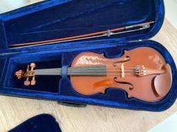 Viola de Arco Eagle VA150 Semi-Nova em Excelente Estado de Conservação