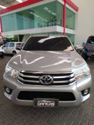 Hilux  2018 SR Manual Completa R$124.900,00