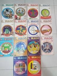 Vendo 14 HQ italianos dos anos 70 ( Il Mago )