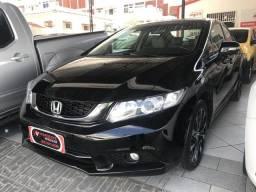 Honda Civic 2.0 LXR Automatic 2016 Top de Linha