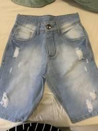Bermuda Jeans, tam: 36