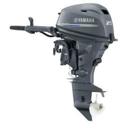Motor de Popa Yamaha 25HP 4 tempos - Pessoa Jurídica - MS - 2020