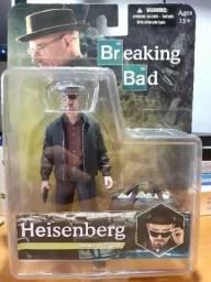 Action Figure/Boneco original Heisenberg, Breaking Bad