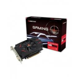 Rx 550 4gb Placa De Video Rx 550 4gb Biostar Gaming Lacrada