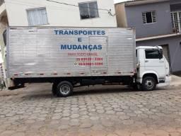 Jr transporte e mudança