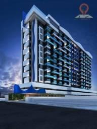 Apartamento com 1 dormitório à venda, 45 m² por R$ 342.293 - Jatiúca - Maceió/AL