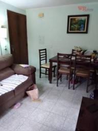 Apartamento com 2 dormitórios à venda, 54 m² por R$ 160.000,00 - Jardim Alvorada - Santo A