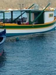 Bote novo para camarão