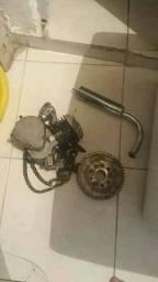 Motor de motorizada