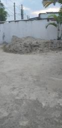 Areia pedra