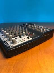 Som profissional 1000 watts newbox - caixas, potência e mesa
