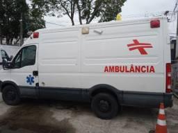 Ambulância iveco 2012/2013