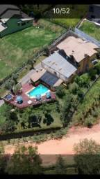 Linda Casa Sobrado com vista para a Represa de Igaratá com 4 Quartos, Piscina etc