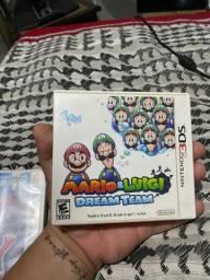 Mário e luigi dream team