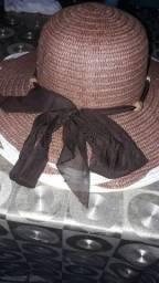 Chapéu de Praia Feminino Cores Sortidas