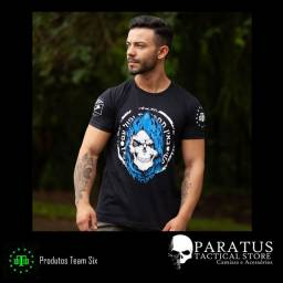 CAMISAS TEAM SIX TÁTICAS - PARATUS TACTICAL STORE