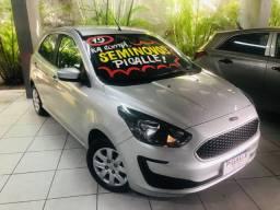 Ford Ka SE 2019 SE 1.0 *Carla Alves *