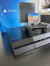 PlayStation 4 / 500gb / Em ótimo estado !