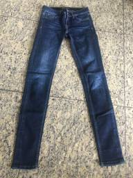 Calça jeans skinny Zara