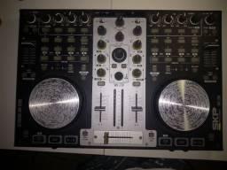 Controladora Profissional para DJ's