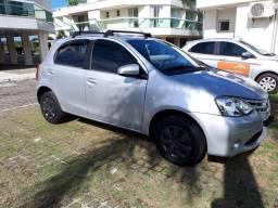 Toyota Etios 1.3 2016 ABAIXO DA FIPE - Economia/Conforto/Confiança