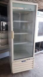 Expositor frio 350 litros Metalfrio