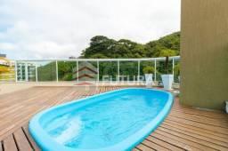 LA006E -Cobertura com piscina na praia de Bombas-Bombinhas/SC