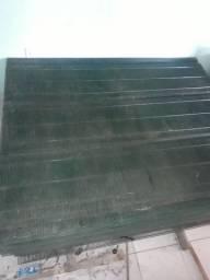 Vendo gradil de aço guavalnizado e revisitado em pvc zap *
