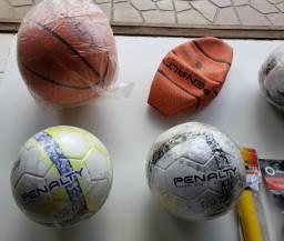 Bolas Futsal, Basquete, Tenis